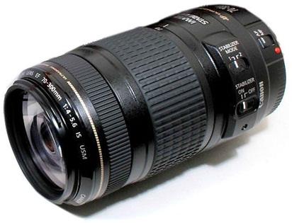 Canon EFS 75